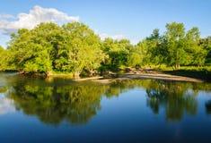 Centro y santuario de Jamestown Audubon fotografía de archivo libre de regalías