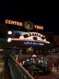 Centro Ybor, Tampa Florida Foto de Stock Royalty Free