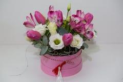Centros de flores de la primavera imagenes de archivo