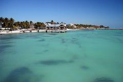 Centros turísticos en Key West Fotos de archivo