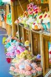 Centrum Annecy w Styczniu! obraz royalty free