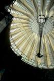 centrum berlina Sony zdjęcia royalty free