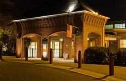 centrum biodro wejściowych Obraz Royalty Free