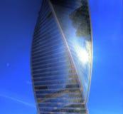 centrum biznesu architektonicznej ilustracji temat Zdjęcie Stock