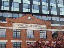 centrum biznesu architektonicznej ilustracji temat Zdjęcia Royalty Free
