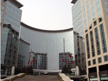 centrum biznesu budynku biura obrazy royalty free