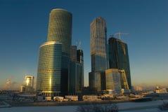 centrum biznesu Moscow Zdjęcie Stock