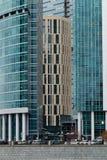 centrum biznesu zawody międzynarodowe Moscow miasto dzień Kreml Moscow zewnętrznego Zdjęcie Royalty Free
