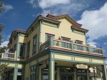 centrum Breckenridge goście Obrazy Stock