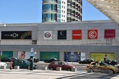 28 2010 centrum da gama Czerwiec Lisbon fotografia Portugal zakupy brać Vasco Fotografia Stock
