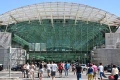 28 2010 centrum da gama Czerwiec Lisbon fotografia Portugal zakupy brać Vasco Obrazy Stock
