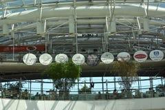 28 2010 centrum da gama Czerwiec Lisbon fotografia Portugal zakupy brać Vasco Obraz Stock
