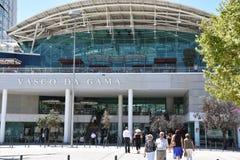 28 2010 centrum da gama Czerwiec Lisbon fotografia Portugal zakupy brać Vasco Zdjęcie Stock