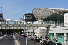 28 2010 centrum da gama Czerwiec Lisbon fotografia Portugal zakupy brać Vasco Obrazy Royalty Free
