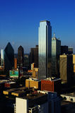 centrum dallas Obrazy Royalty Free