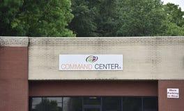 Centrum Dowodzenia nadziewania agencja, Memphis, TN fotografia stock