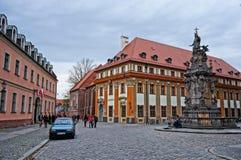 Centrum Duszpasterskie Royalty Free Stock Photo