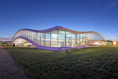 centrum epfl Lausanne uczenie rolex Switzerland Zdjęcie Royalty Free