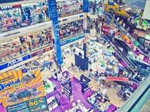IT centrum handlowe obrazy stock