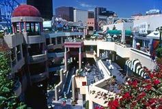 centrum handlowe centrum wewnętrzny zakupy Fotografia Stock