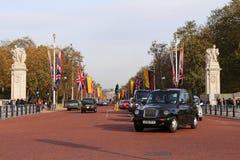 Centrum handlowe - Londyn obraz royalty free