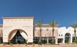 centrum handlowe plenerowy zdjęcia royalty free