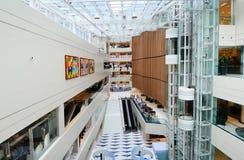 centrum handlowe zakupy Obrazy Stock