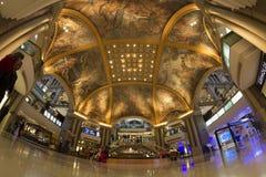 Centrum handlowego Galerias Pacifico Buenos Aires Argentyna ameryka łacińska Ameryka Południowa ładny Zdjęcie Royalty Free