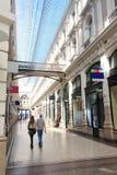 centrum handlowego holandii przejścia zakupy Zdjęcia Royalty Free