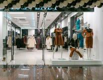 Centrum handlowego wnętrze Zdjęcia Stock