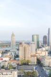 Centrum Ho Chi Minh miasto Zdjęcie Stock
