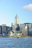centrum Hong kongu pokaz konwencji, Zdjęcia Royalty Free