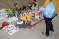 centrum Jackson medyczny pamiątkowy Michael ucla Zdjęcia Royalty Free