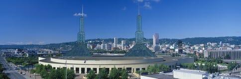 centrum konwencja Portland Zdjęcie Stock