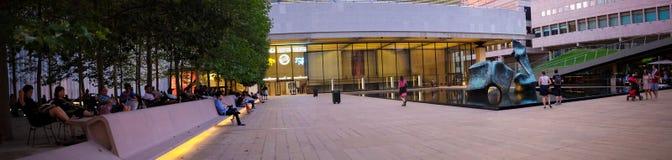 centrum Lincoln Zdjęcia Stock