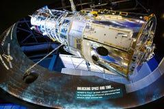 CENTRUM LOTÓW KOSMICZNYCH IMIENIA JOHNA F. KENNEDYEGO, FLORYDA, usa - KWIECIEŃ 21, 2016: Centrum Lotów Kosmicznych Imienia Johna  Obraz Royalty Free