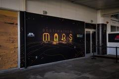 Centrum Lotów Kosmicznych imienia Johna F Przylądek Canaveral, Floryda, usa zdjęcia royalty free