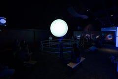 Centrum Lotów Kosmicznych imienia Johna F Przylądek Canaveral, Floryda, usa fotografia royalty free