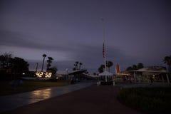 Centrum Lotów Kosmicznych imienia Johna F Przylądek Canaveral, Floryda, usa fotografia stock