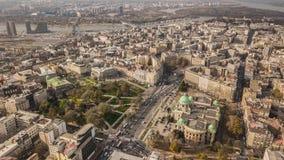 Centrum miasta Belgrade zdjęcia stock