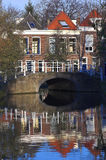 centrum miasta Delft Obrazy Stock