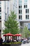 Centrum Miasta w washington dc Zdjęcie Royalty Free