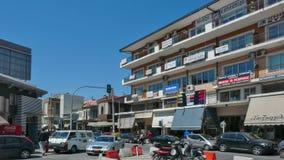 Centrum miasteczko Serres, Grecja obraz stock