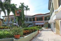 centrum na florydę na zakupy Fotografia Royalty Free