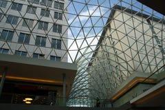 centrum nowożytny zakupy fotografia royalty free