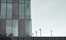 centrum nowoczesnego biznesu Obraz Royalty Free