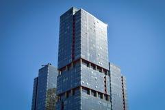 centrum nowoczesnego biznesu Zdjęcie Royalty Free