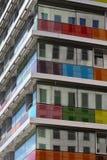 centrum pieniężny Madrid zdjęcia stock