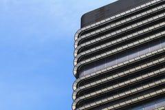 centrum pieniężny Madrid zdjęcia royalty free