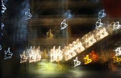 centrum Pompidou roztrzęsiona Zdjęcia Royalty Free